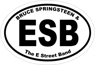 "ESB ""Car"" Sticker"
