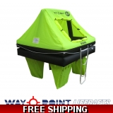 6 Person Waypoint Offshore ORC Liferaft