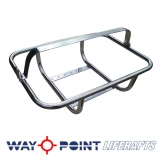 Waypoint Stainless Steel Life Raft Cra..