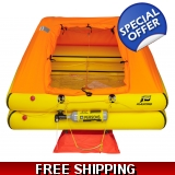 4 Person Plastimo Cruiser Standard Val..