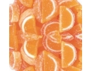 Orange Flavour Mini Slices Jelly Sweets