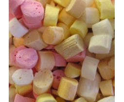 Edinburgh Castle Rock Candy Retro Sweets by Ross's
