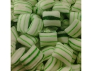 Lime Creams Soft Candy Scottish Sweets..