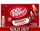 Dr Pepper Gummy Soda Bottles 85g Box