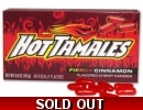 Hot Tamales Chewy Cinnamon Flavour Can..