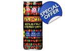 Pac-Man Bonus Fruit Energy Drink 248ml..