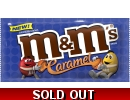 M&M's Caramel Share Size Bag 2.83oz 80..