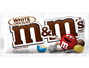 M&M's White Chocolate American Candies..