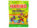 Haribo Sour Vampire Bats 113g Bag Hall..