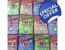 Wham TNT Assorted Flavours Popping Candy
