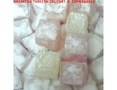 Rose & Lemon Flavour Turkish Delight