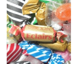 Assorted Selection of Sugar Free Toffees,Chews & Boiled Sweets