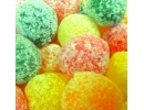 Barnetts Mega Sour Fruit Balls Hard B..