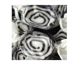 Buchanans Liquorice Whirls Toffees Sweets