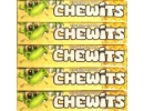 Chewits Ice Cream Flavour..