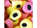 Coconut Rolls Sweets