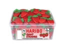 Haribo Giant Strawbs Wholesale Tub
