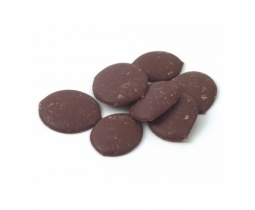 Hannahs Brown Drops Buttons Milk Chocolate Flavoured Candy Sweets
