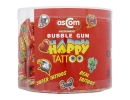 Happy Tattoo Bubble Gum R..
