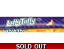 Wonka Banana Laffy Taffy Chew Bars USA..