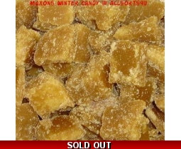 Maxons Winter Herbal Cough Candy Sweets