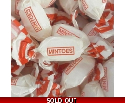 Thornes Sugar Free Mintoes Diabetic Boiled Minty Sweets