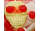Red Eyes Skulls Jelly eye..