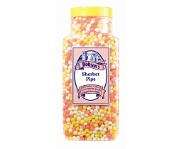 Dobsons Sherbet Pips Wholesale Full Jar