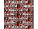 Black and Red Chew Bars R..