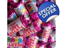 Weigh out of Swizzels Mini Love Heart..