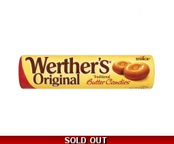 Werthers Original Butter Candies