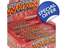 Strawberry Wham Chew Bars..