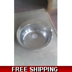 KIBA INSET KITCHEN SINK