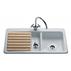 Oakwood 1.5 Bowl Sink L..