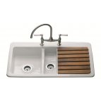 Oakwood 1.5 Bowl Sink R..