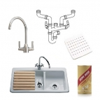Oakwood Sink & Tap Pack..