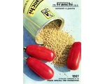 FRANCHI 1967 TOMATO SEED POSTER
