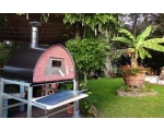 PIZZA/WOOD OVEN/SMOKER. PATENTED TUSCAN 70x70cm/..