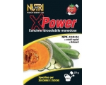 X Power Soluble Fertiliser for Courgettes, Squas..