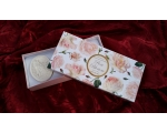 FLORENTINE ROSE SOAP GIFT BOX - UK ONLY
