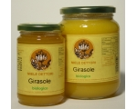 ORGANIC RAW HONEY SUNFLOWER 400g produce in Le M..