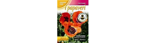 Sun flower and Poppy Seeds