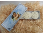 FIORENTINO BLUE ANGEL ´CARVED´ SOAPS 3 X 125g -..