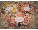 SAPONERIA FIORENTINA - CITRUS COLLECTION SOAPS