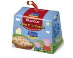 Peppa Pig Easter Chocolate Chip Colomba 100gr