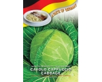 CABBAGE CHEF RANGE WITH SAURKRAUT RECIPE ON REAR