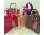 GIFT BAG WITH RIBBON AND ..