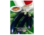 AUBERGINE LUNGA CHEF RANGE WITH RECIPE MELANZAN..