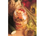 BORMIOLI CASE 12 X 1LTR JAR with DEEP PRESERVIN..