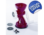 MEAT MINCER WITH SAUSAGE NOZZLE *special offer p..